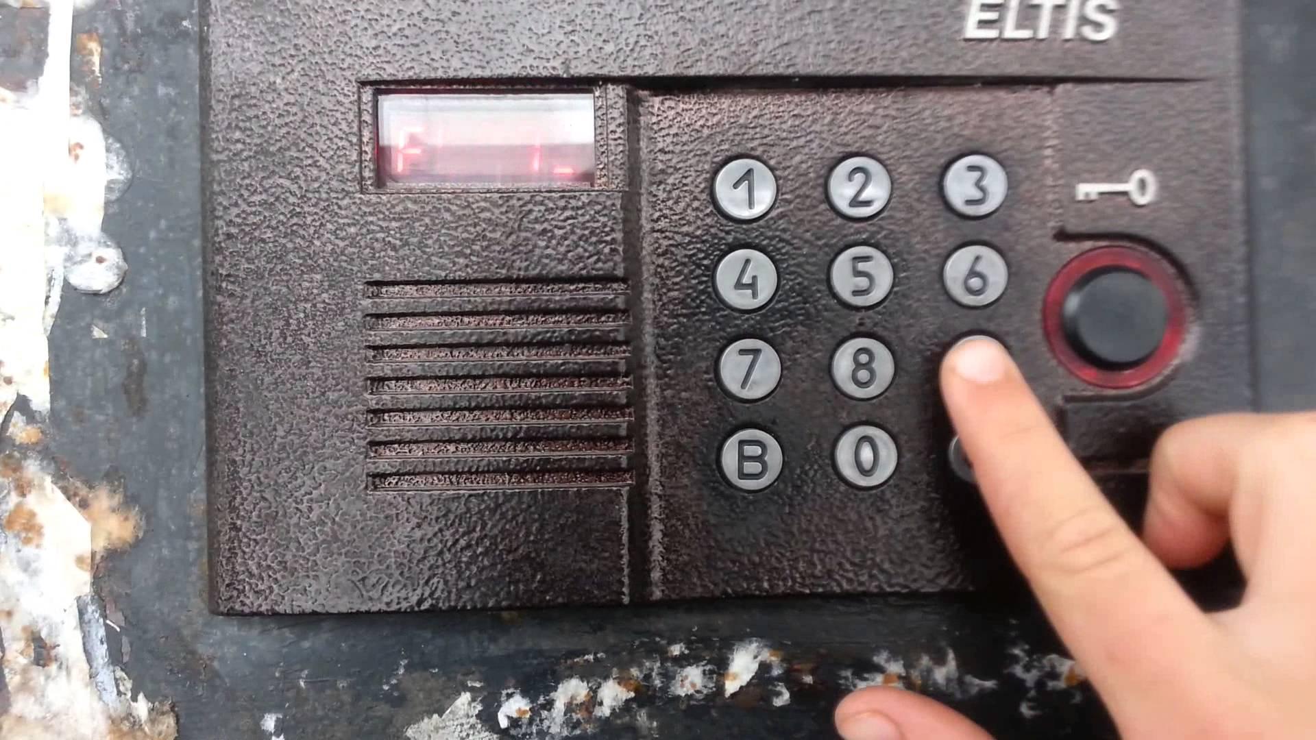 Как сделать ключ от домофона если он не открывает