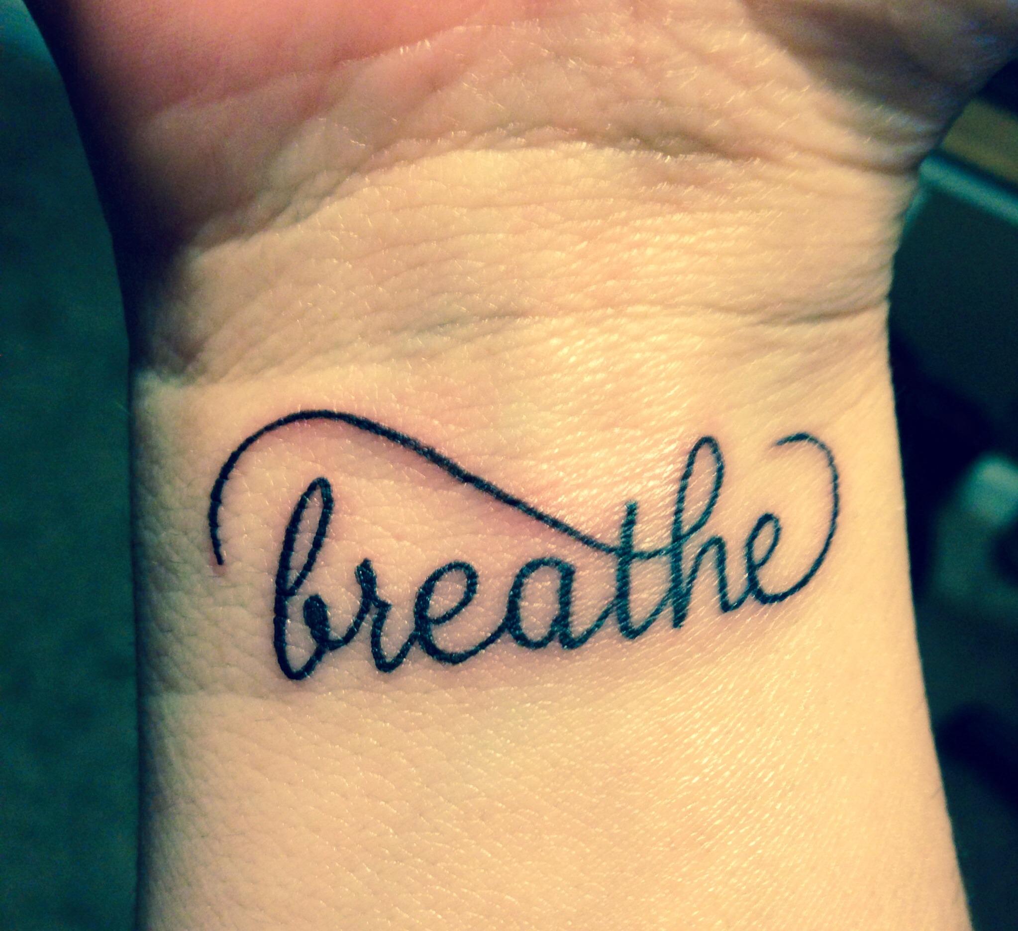Татуировки в словах фото