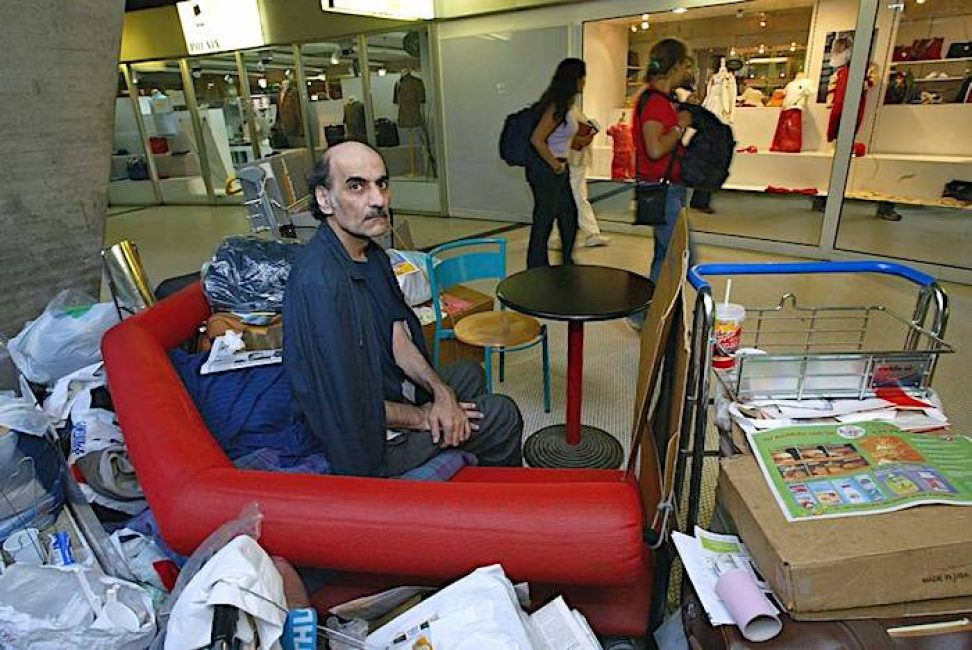 Иранский беженец