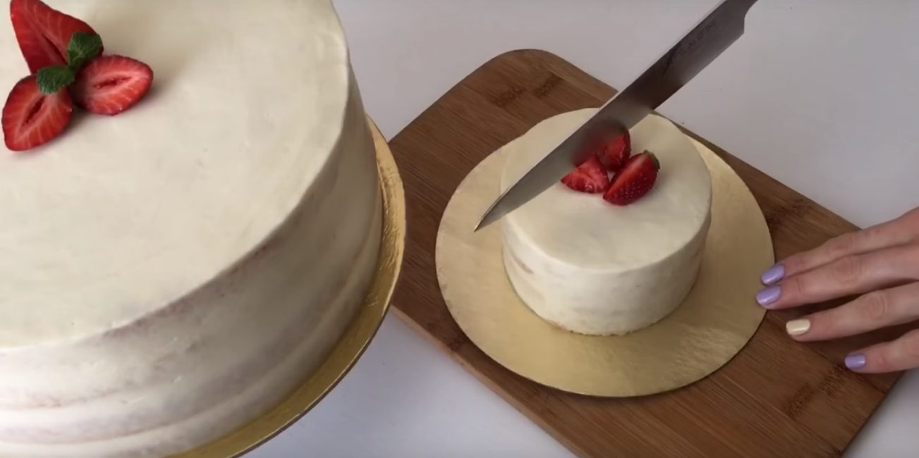 Торт готов!