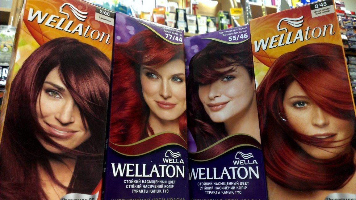 Wellaton в ярких красках