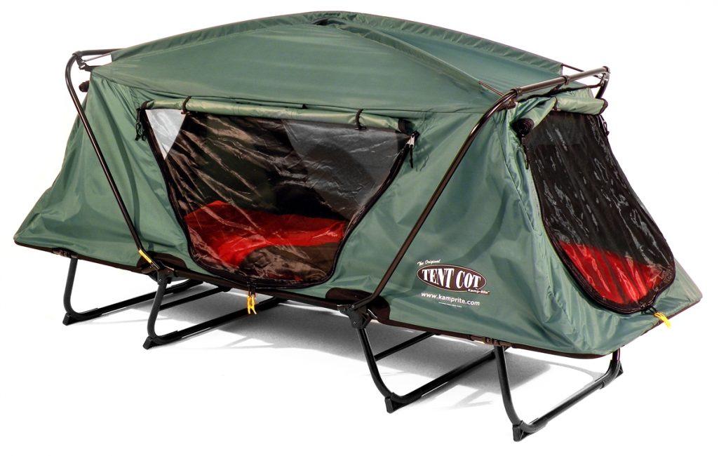 Раскладушка-палатка