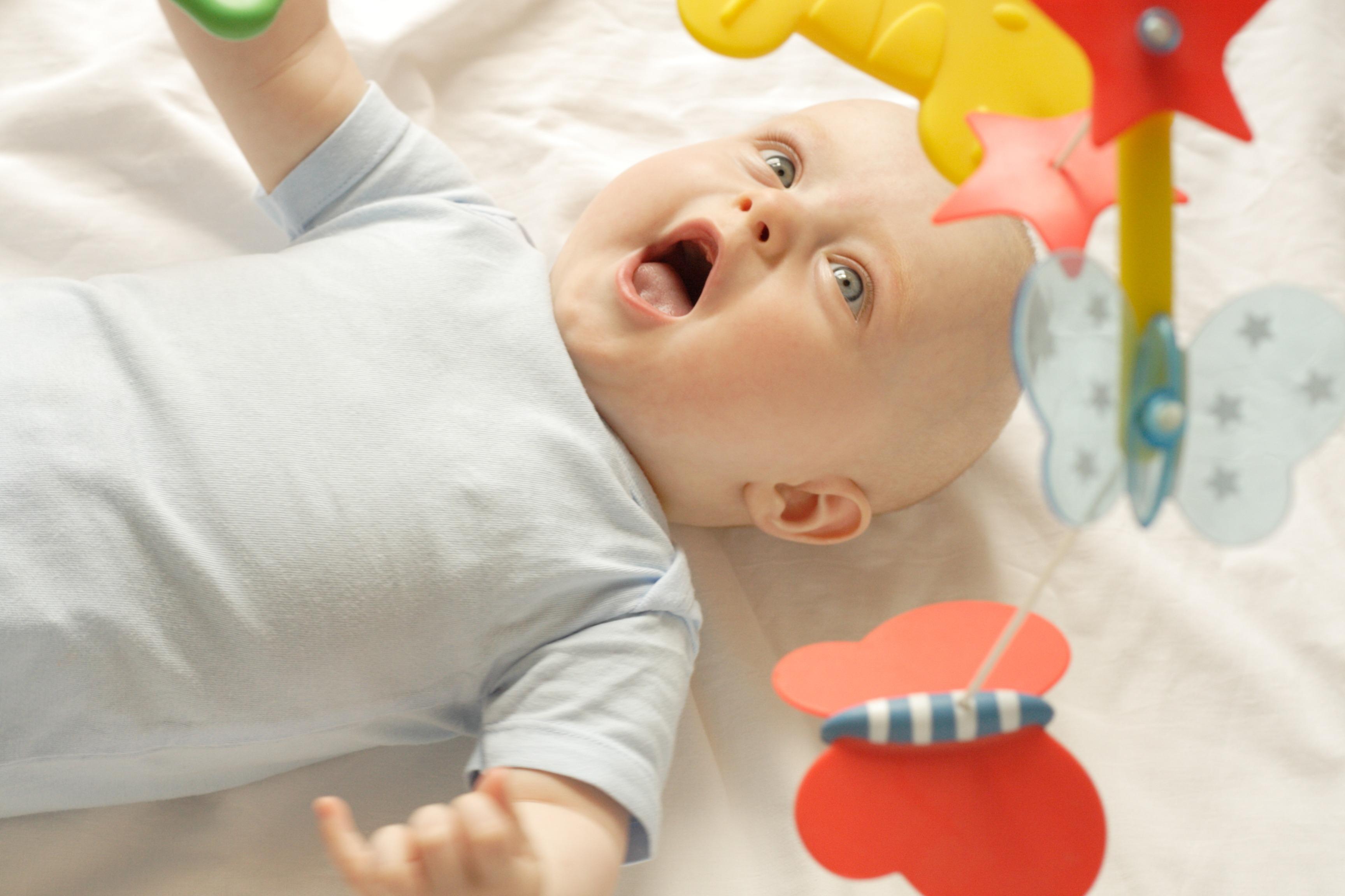 Ребенок в 5 месяцев