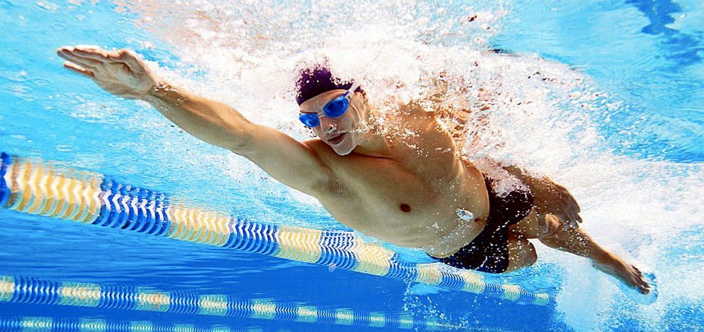 Плавание — отличный вид спорта