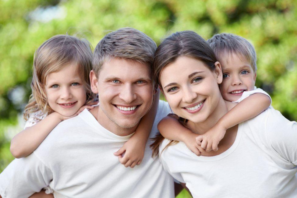 Семья — прекрасная тема для общения