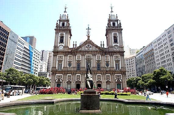 Церковь Канделария