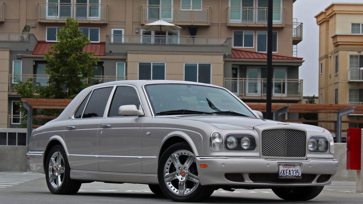 Bentley RL 2003