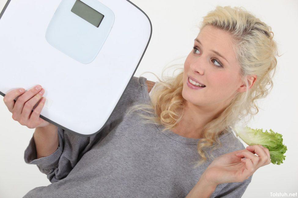 Проблемы с весом – это не всегда его избыток