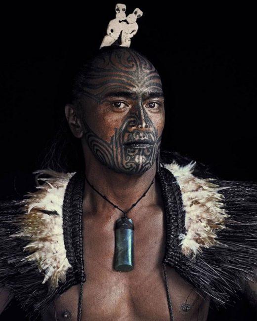 Татуировки индейцев