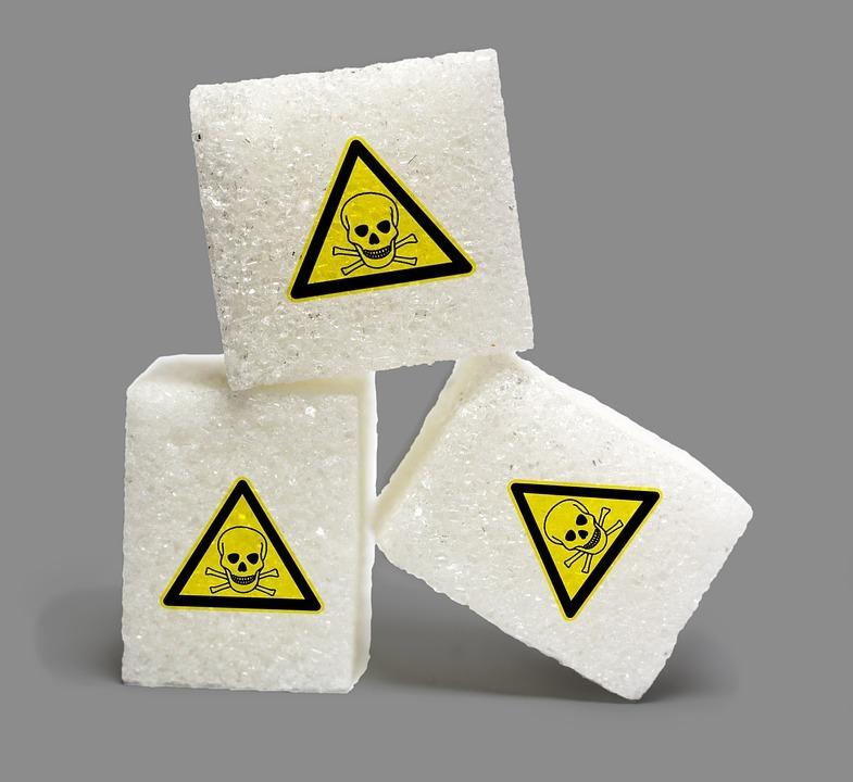 Рафинированный сахар в народе не зря называют «белой смертью»