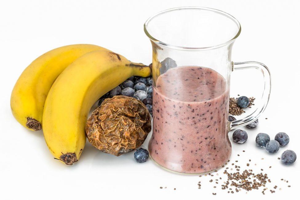 Знаете ли Вы, что калорийность двух бананов и одного печенья одинакова