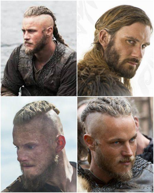 Мужские косы