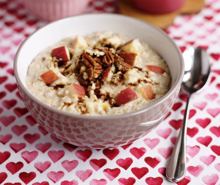 Овсянка – превосходный завтрак