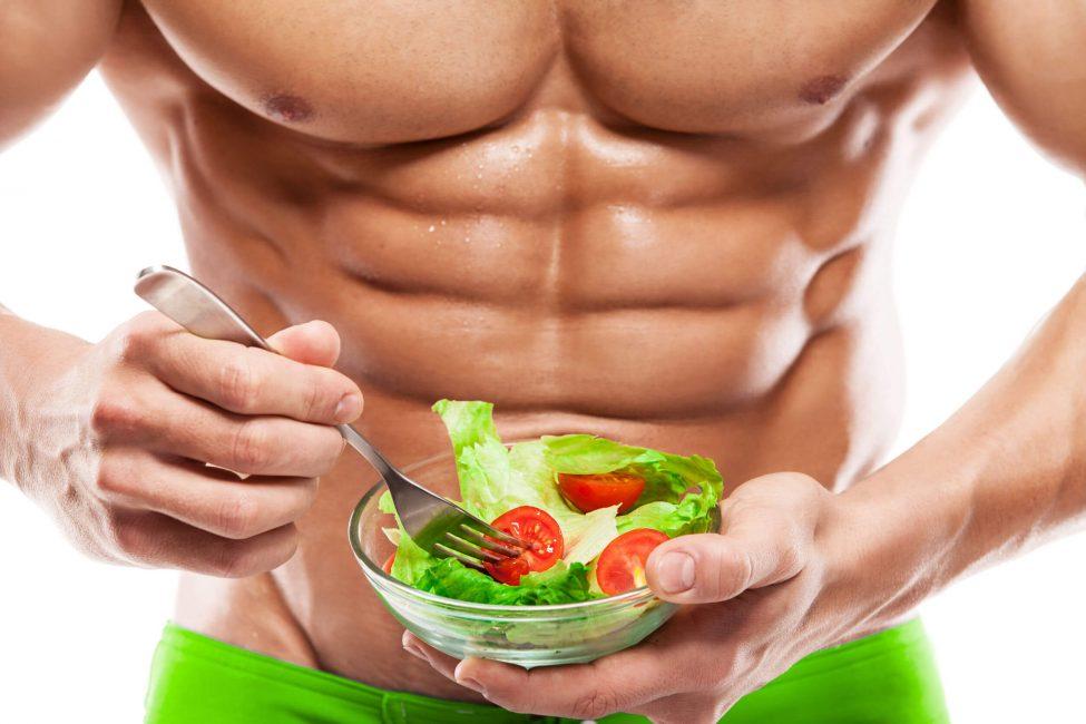 Нормализовать свой вес можно только с помощью правильного питания