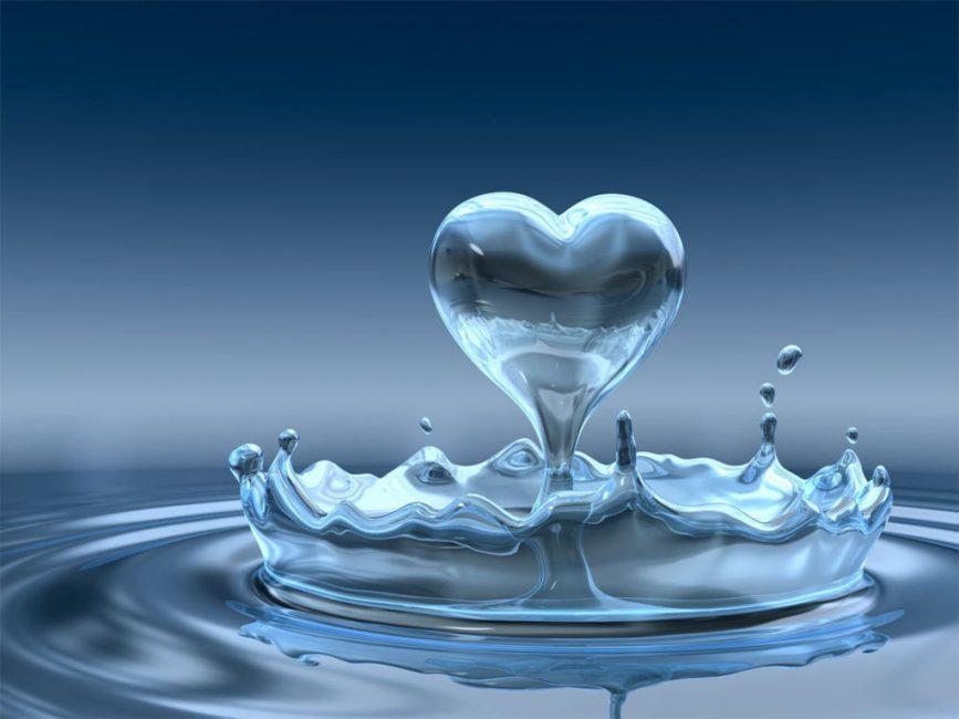 Вода – это тот источник здоровья, который не добавит к вашему рациону ни одной калории.