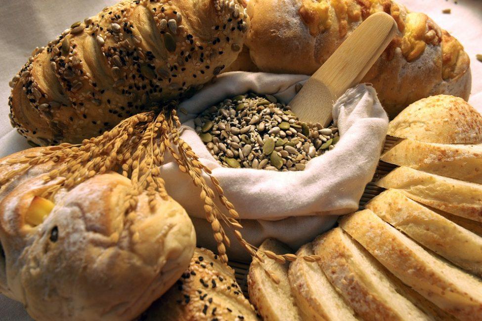 Хлеб — источник углеводов