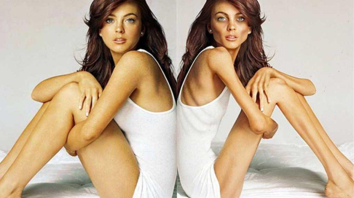 Между красивым и худым телом – огромная разница!