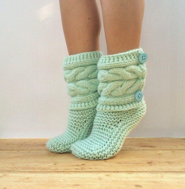 Невероятно теплые сапожки не дадут вам застудить ноги зимой