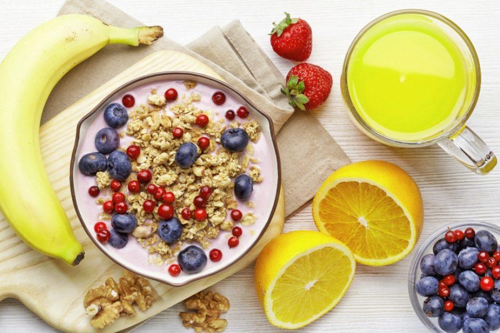 Полезное питание – это не только хорошо для организма, но еще и очень вкусно!