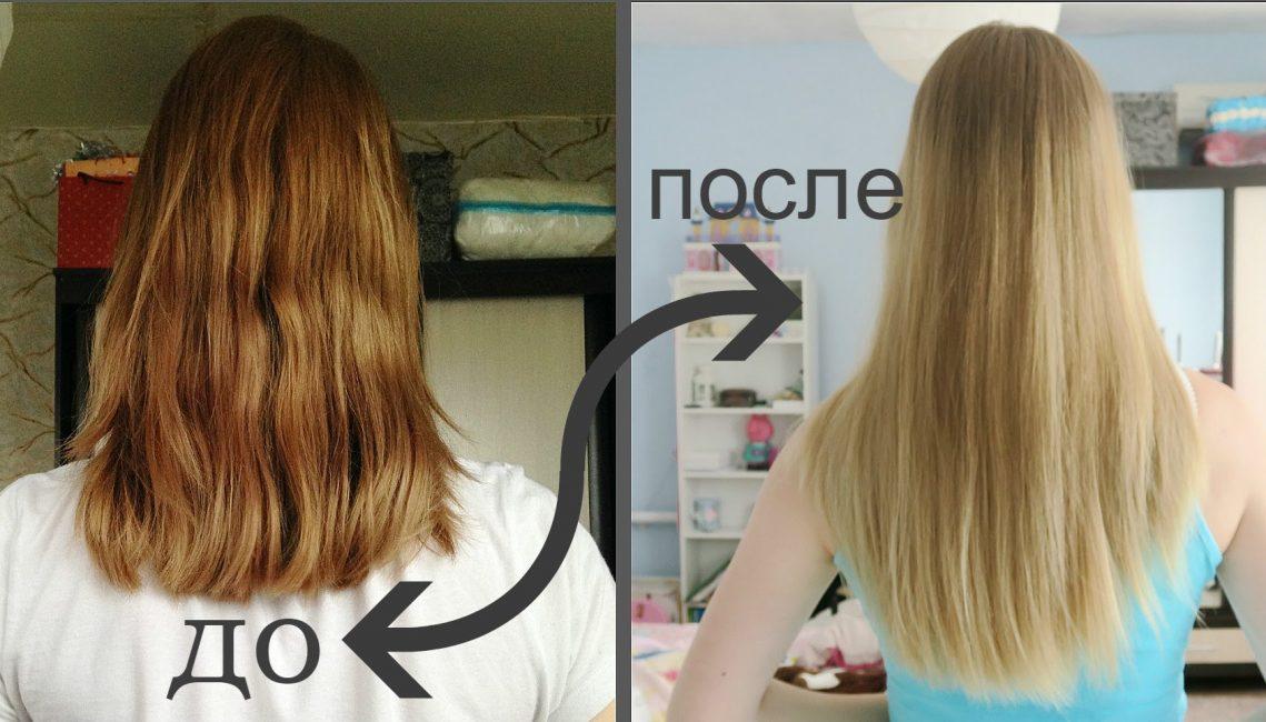 Способов осветлить волосы существует немало