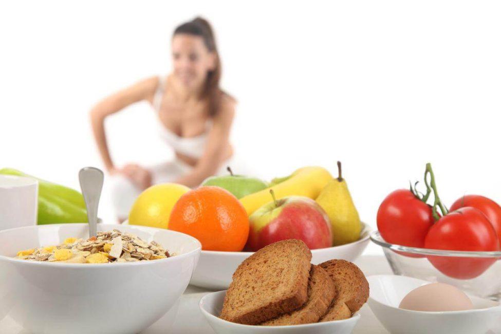 Не стоит недооценивать роль питания в тренировках