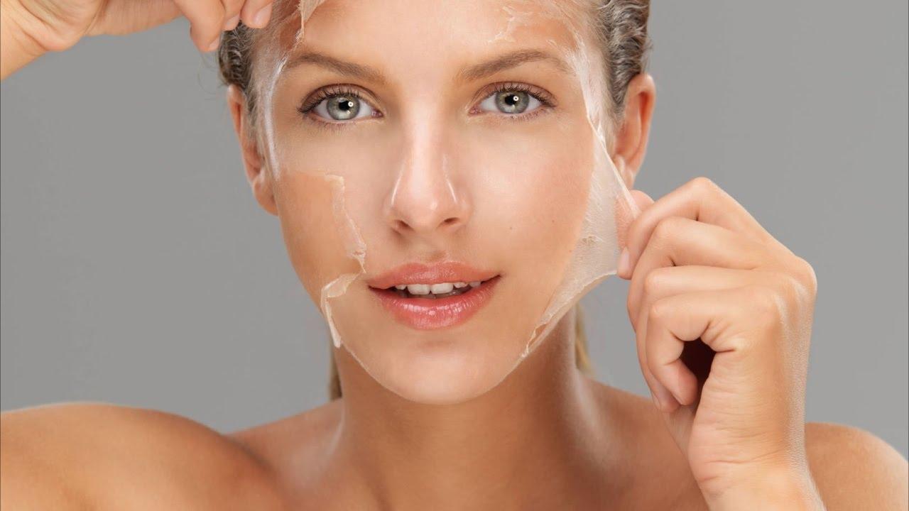 Смотреть Маски из крахмала: рецепты для омоложения кожи лица видео