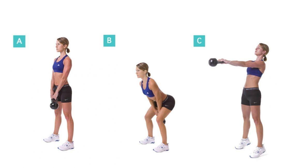 Все три этапа выполнения видны картинке
