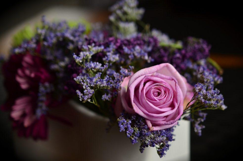 Очарование нежных цветов не оставит равнодушной ни одну женщину