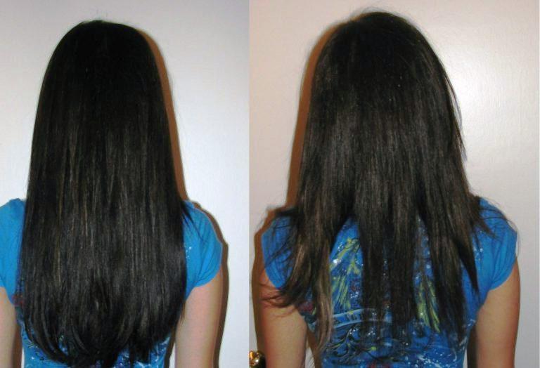 Ламинирование быстромарающихся волос