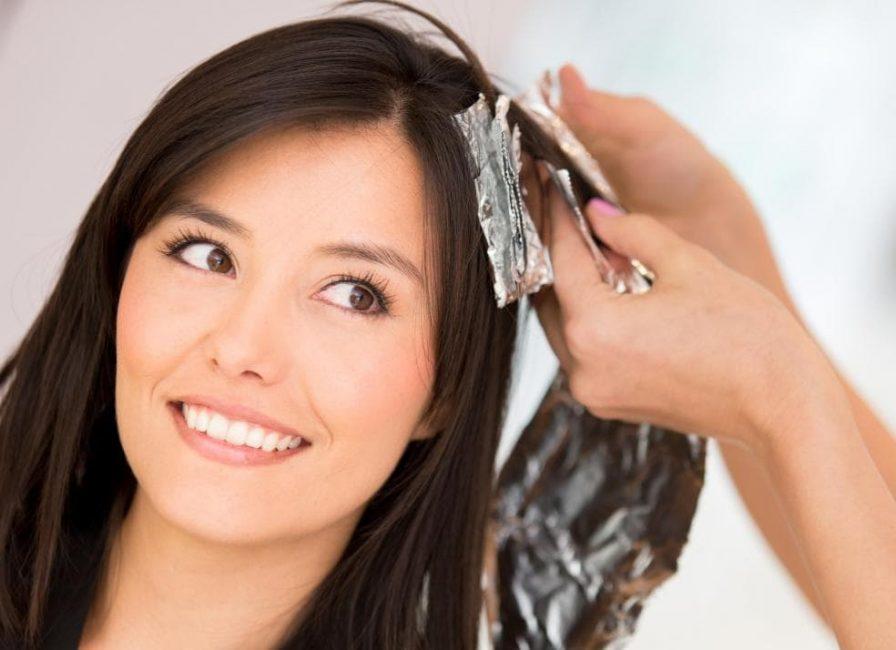 Шатуш подходит для волос любых оттенков