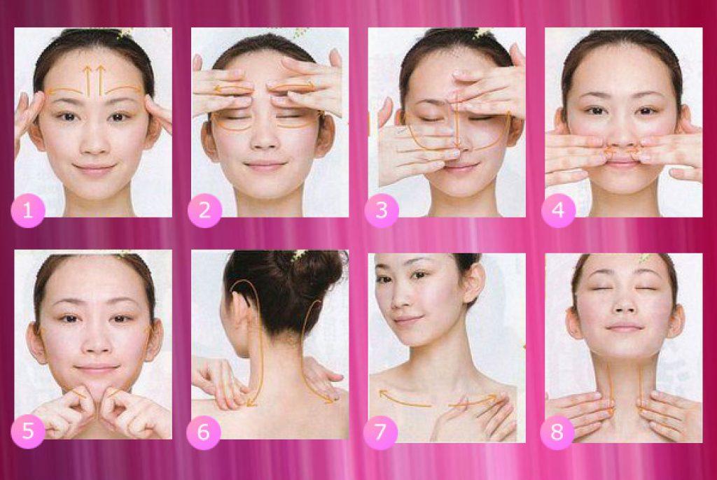 массаж для лица для похудения отзывы