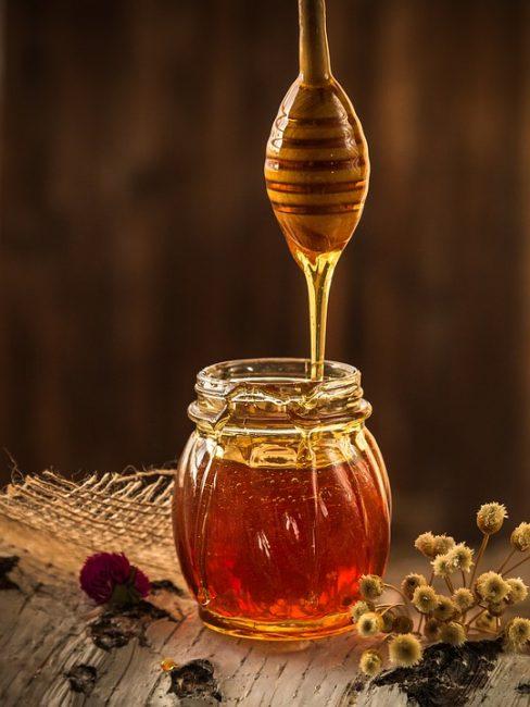 Натуральный липовый мёд