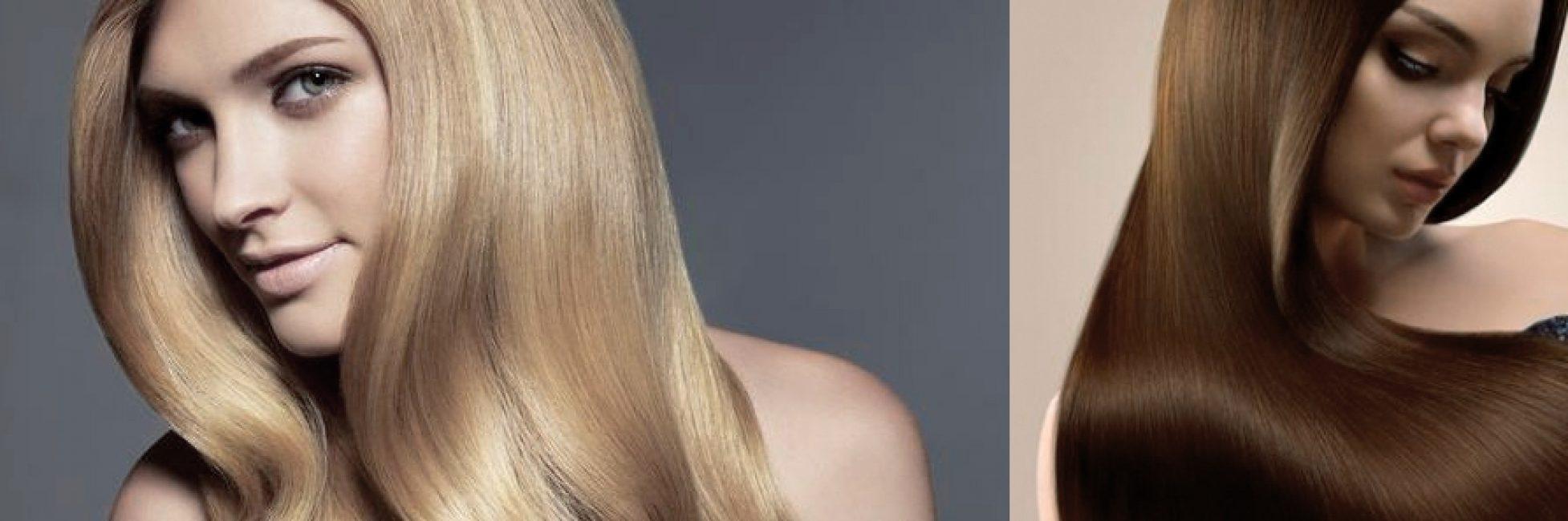 При окрашивании волос краску нужно наносить равномерно, пряди за прядью