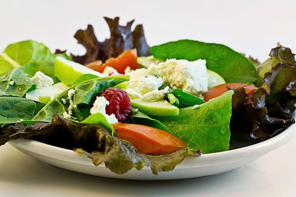Овощи - это основа системы похудения