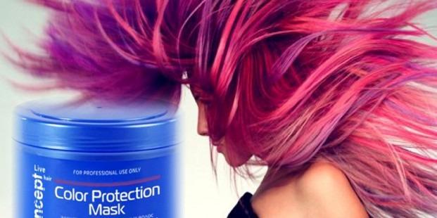 Позаботитесь об укреплении волос после окрашивания