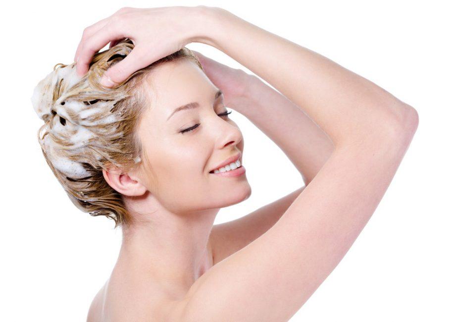 Маска для восстановления волос после окрашивания на основе молока