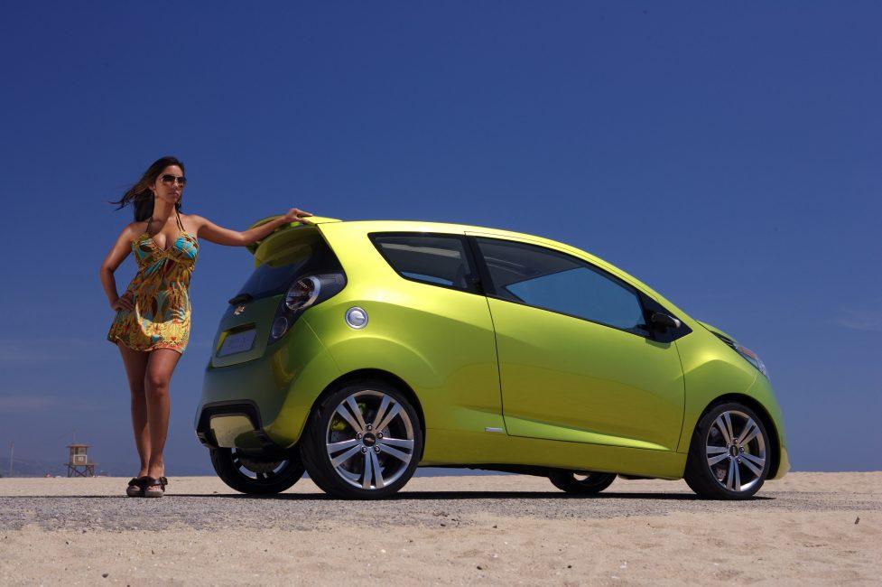 Девушкам подойдут небольшие автомобили