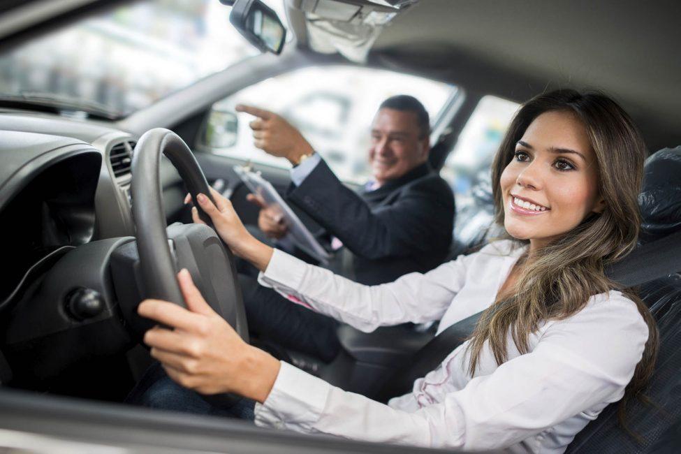 Тест-драйв — обязательное условие перед покупкой авто