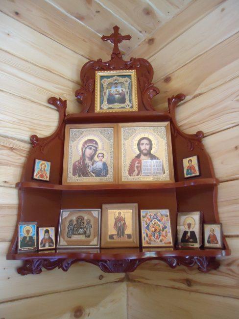 Важно правильно расположить иконы в доме