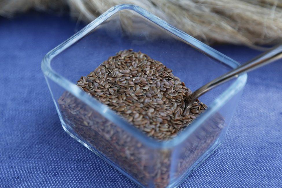 Льняное семя с кефиром очистит ваш организм от шлаков