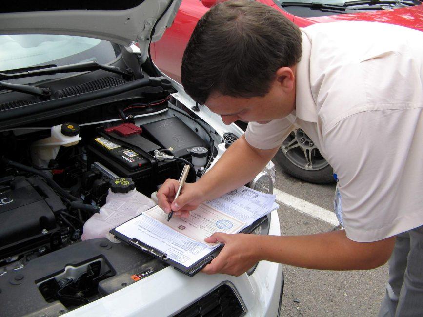 Документы на авто должны быть оформлены правильно