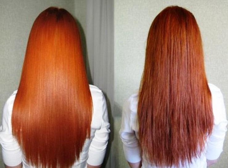 Ламинирование для объема на жирные волосы