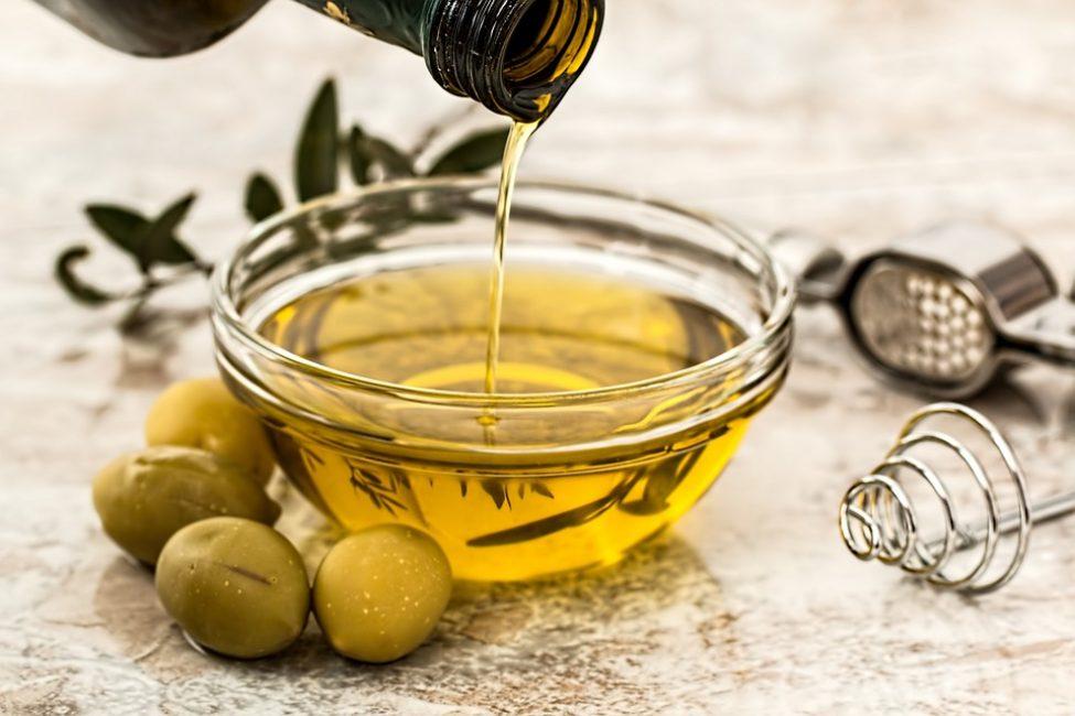 Оливковое масло высшего качества
