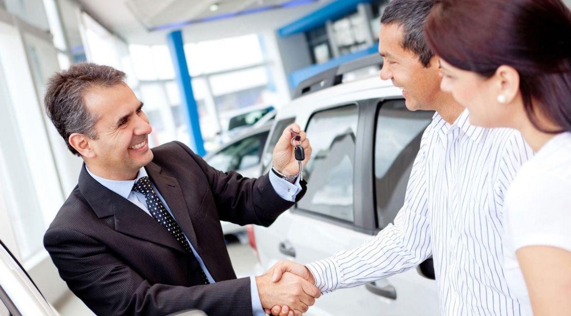 Покупать авто в салоне всегда надежнее