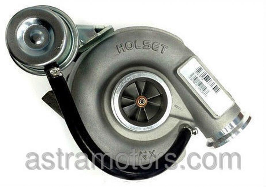 Турбина Holset HE211W двигателя Cummins ISF 2.8