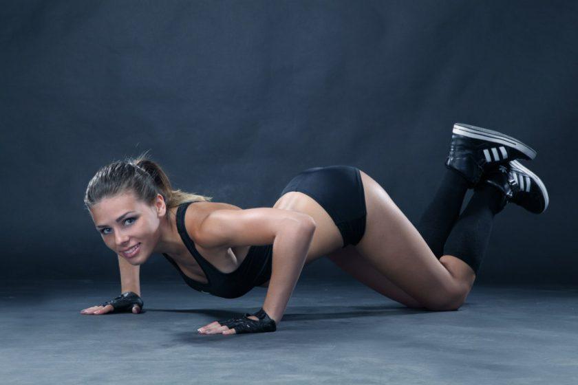 Упражнения для девушек