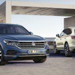 Новый Volkswagen Touareg (Фольксваген Туарег) 2018 года