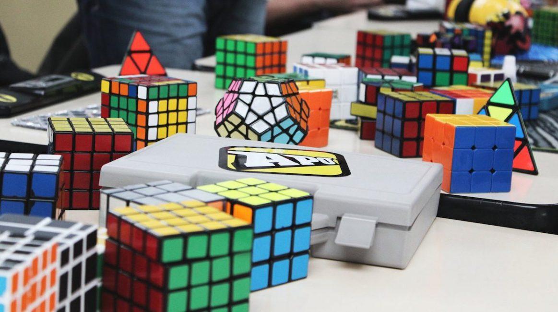 Современные разновидности кубика Рубика