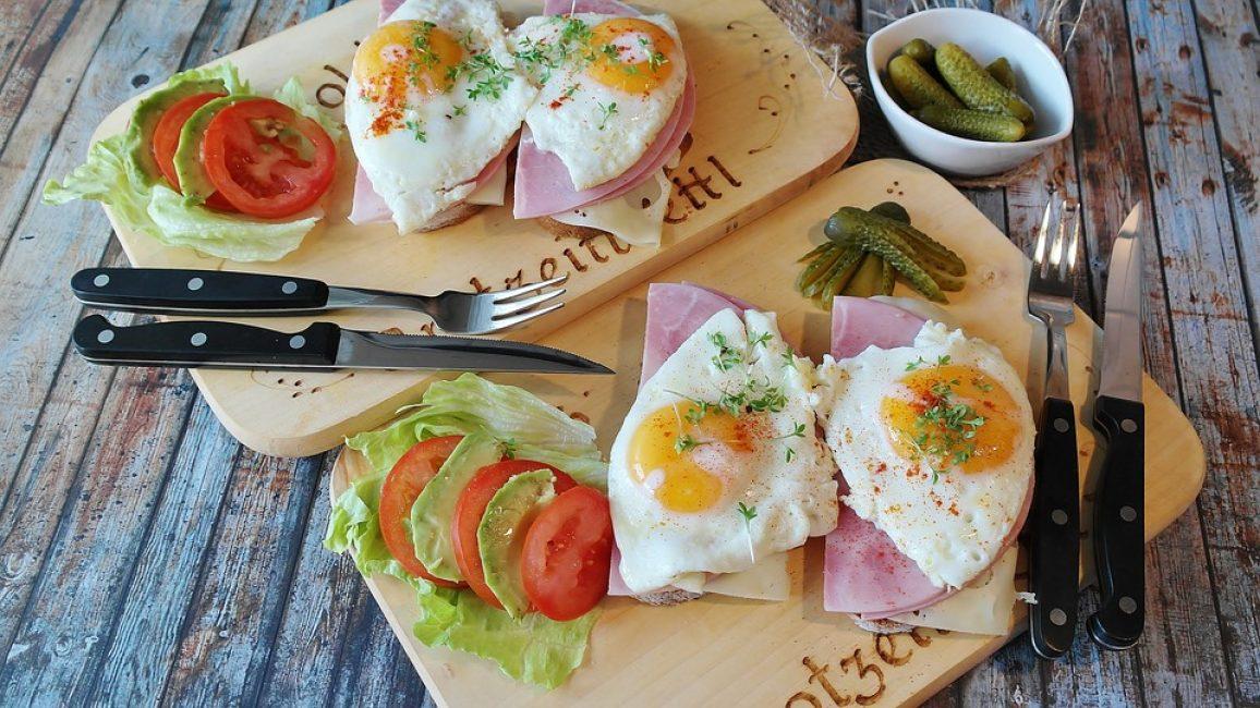 Яичница может быть не только завтраком, но и ужином
