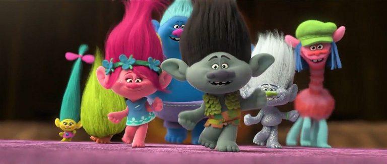 Беспечные персонажи из «Троллей» - настоящий образ того, как легко и с юмором можно подходить к жизни!